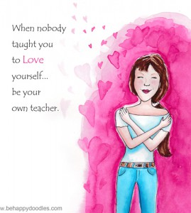 Be your own teacher
